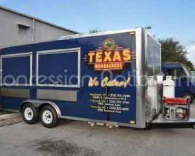 BBQ concession trailers: Concession Nation