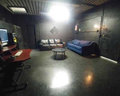Studio Spaced located in Secluded Area inside Industrial Complex, Everett, MA