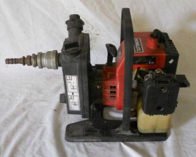 Homelite,  AP-125, 2-stroke Gas power, Water Pump