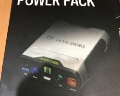 GOALZERO Portable Power Pack
