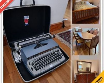 Chelsea Downsizing Online Auction - Woodlawn Avenue