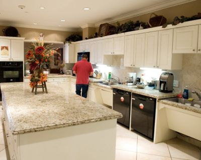 Res Com Construction Services With Its Kitchen Remodeling Houston TX