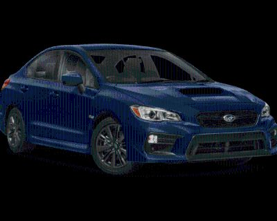 Pre-Owned 2019 Subaru WRX Base AWD