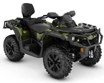 2022 Can-Am Outlander MAX XT 850 ATV Utility Lafayette, LA