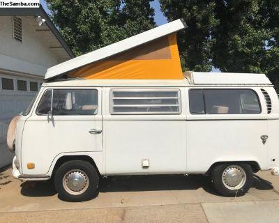 1971 Westfalia Camper