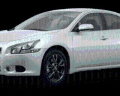 2014 Nissan Maxima 3.5 S