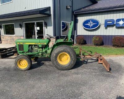 2000 John Deere 750 750 Tractors Berkeley Springs, WV
