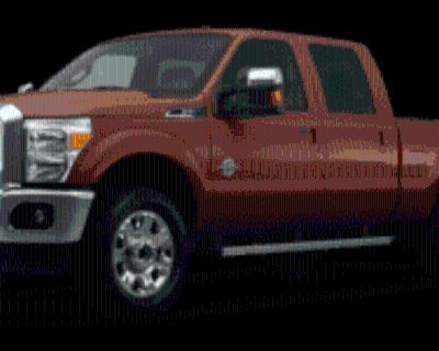 "2012 Ford Super Duty F-250 King Ranch Crew Cab 156"" 4Wd"