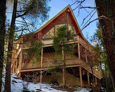 Secluded Mystic Mountain Lodge W/theater/arcade rm - Cloudcroft