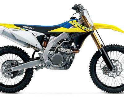 2022 Suzuki RM-Z450 Motocross Off Road San Jose, CA