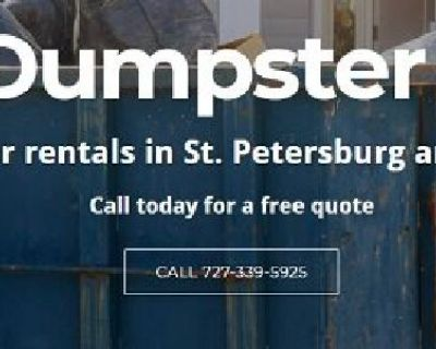 SWFL Dumpster Rental St. Petersburg