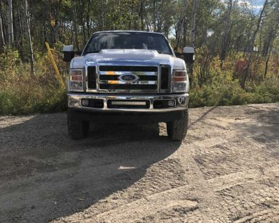 2008 Ford F-350 king ranch Cummins swapped