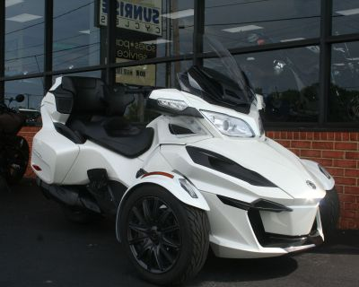 2019 Can-Am Spyder RT 3 Wheel Motorcycle Norfolk, VA