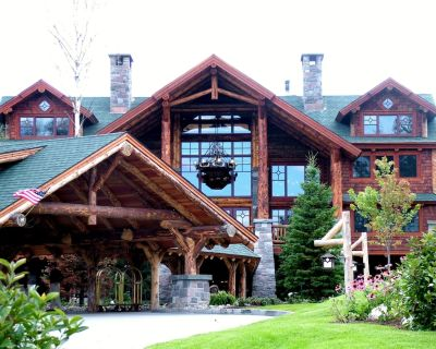 15-45% Off- Whiteface Lodge- Pools, Hot tubs, Spa, Game Room & Theatre! - Town of North Elba