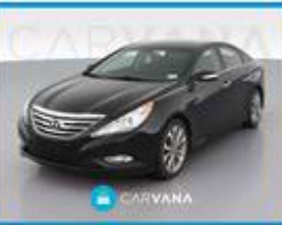 2014 Hyundai Sonata Black, 61K miles