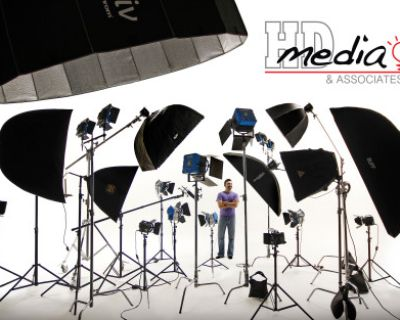 Awesome Creative Space for Audio, Video & Photography, San Antonio, TX