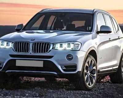2016 BMW X3 28d