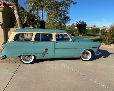 1953 Ford Country Sedan