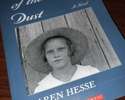 Out Of The Dust A Novel Karen Hesse