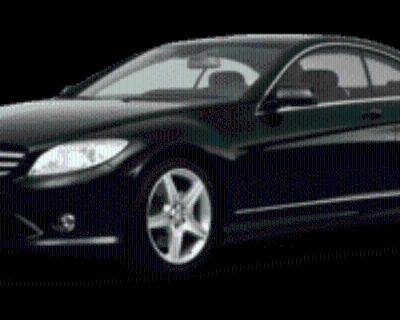 2010 Mercedes-Benz CL CL 550