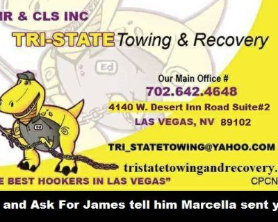 Tri State Towing and Recovery in Las Vegas Nevada