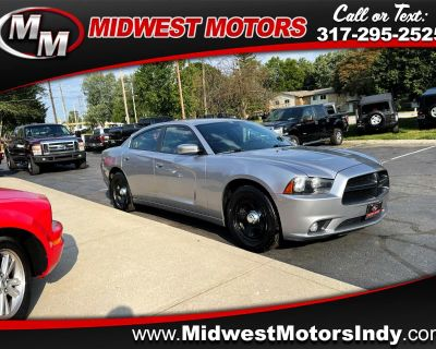 Used 2013 Dodge Charger 4dr Sdn Police RWD