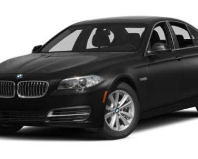 2014 BMW 5 Series 535i