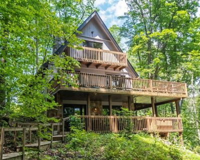 Chardonnay Chalet: Private Dock & Hot Tub in Wooded Setting - Oakland