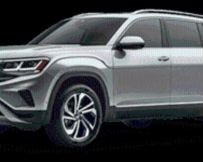 2021 Volkswagen Atlas SEL Premium R-Line