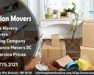 Packing Moving Company Washington DC