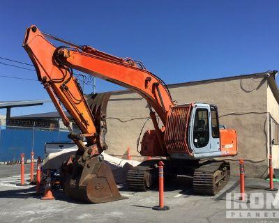 2000 Hitachi EX225USR Track Excavator