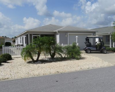 Patio Villa in Duval Village - Gas Golf Cart Included - Duval