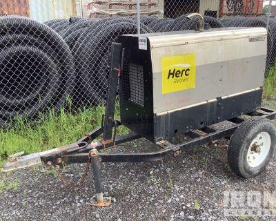 2014 Lincoln Electric Vantage 300 Engine Driven Welder
