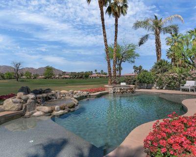 Enjoy 270 degrees of unobstructed, double fairway views at LQ107 - La Quinta