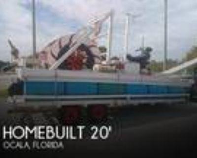 20 foot Homemade 20 Paddle Wheel Boat