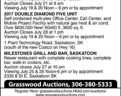 GRASSWOOD AUCTIONS Multi Mi...