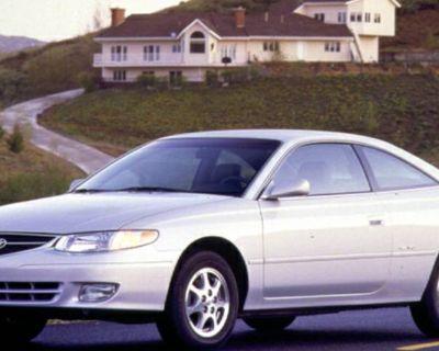 1999 Toyota Camry Solara SE V6