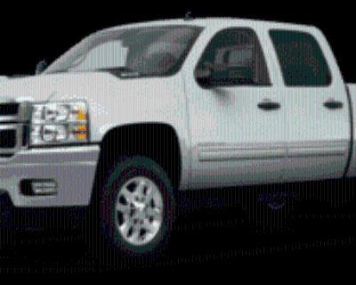 2011 Chevrolet Silverado 2500HD LT