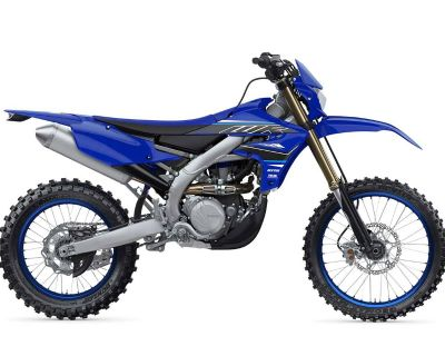 2021 Yamaha WR450F Motorcycle Off Road Clearwater, FL