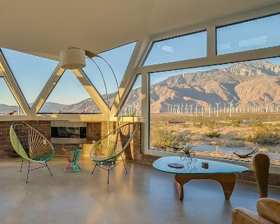 Amazing 3 bedrooms House Retreat On 5 Acres - Palm Springs
