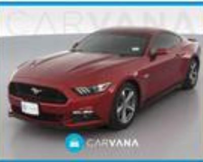 2017 Ford Mustang Red, 10K miles