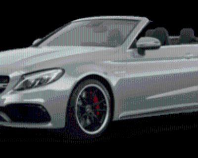 2019 Mercedes-Benz C-Class AMG C 63