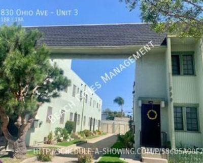 830 Ohio Ave #3, Long Beach, CA 90804 1 Bedroom Apartment