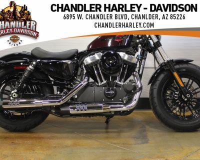 New 2021 Harley-Davidson XL1200X