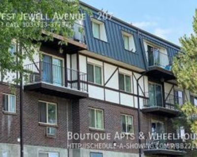 8983 W Jewell Ave #207, Lakewood, CO 80232 2 Bedroom Apartment