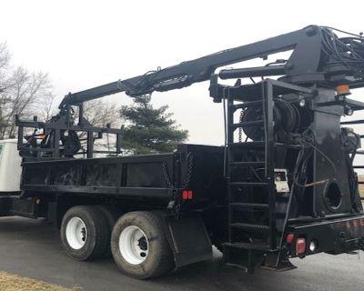 2000 INTERNATIONAL Boom, Bucket, Crane Trucks Truck