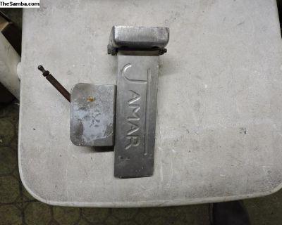 Jamar gas pedal