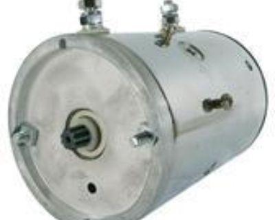 Motor For Fenner Fluid Power Pump Spx Pro Hopper Cool Cars Orlies Red's W-9799