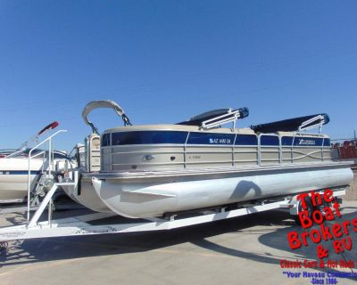 2012 FOREST RIVER XCURSION X-25 RF TRIPLE TOON BOAT