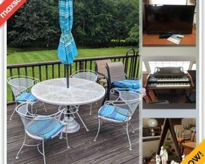 Stamford Estate Sale Online Auction - Riverbank Drive
